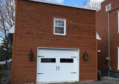 Garage préfabriqué 18′ X 32′