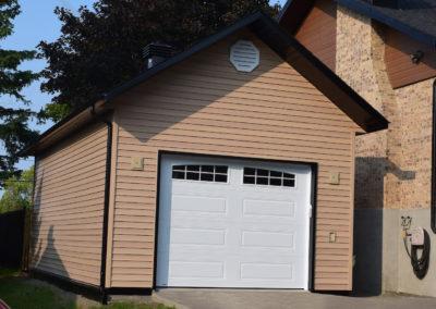 Garage préfabriqué 14′ 3 » X 28′