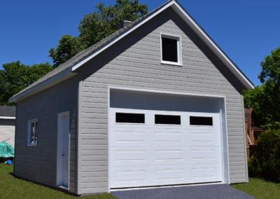 Garage préfabriqué 20′ x 44′