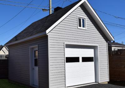 Garage préfabriqué 14′ X 18′