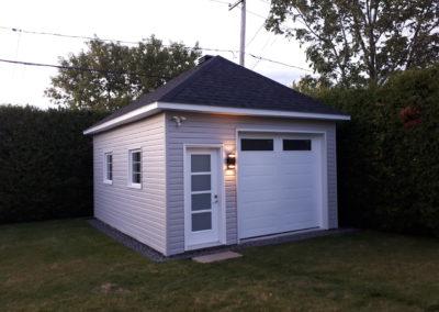 Garage préfabriqué 16′ X 21′
