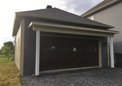 Garage préfabriqué 26′ X 22′