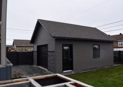Garage préfabriqué 18′ X 24′