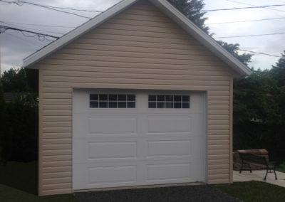 Garage préfabriqué 14′ X 20′