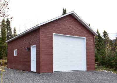 Garage préfabriqué 20′ X 30′