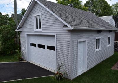 Garage préfabriqué 18′ X 26′