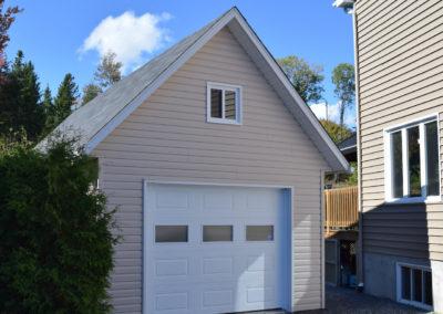 Garage préfabriqué 14′ X 27′