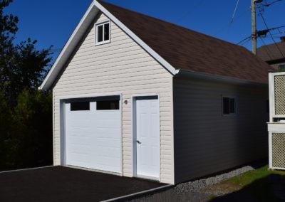 Garage préfabriqué 16′ X 30′
