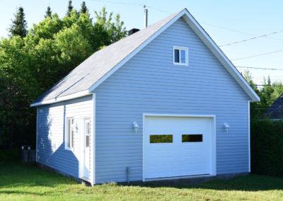 Garage préfabriqué 22′ X 24′