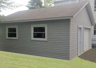 Garage préfabriqué 20′ X 25′