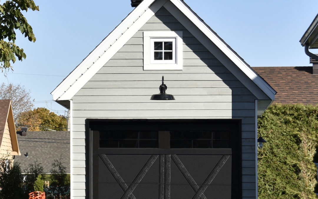 Garage préfabriqué 10′ X 19′