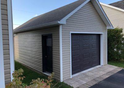Garage préfabriqué 14′ X 22′
