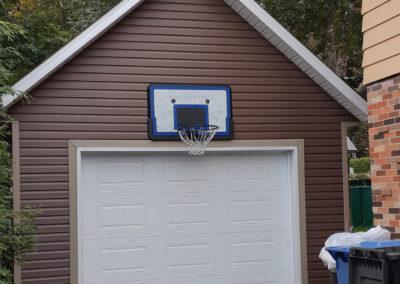 Garage préfabriqué 14′ X 21′