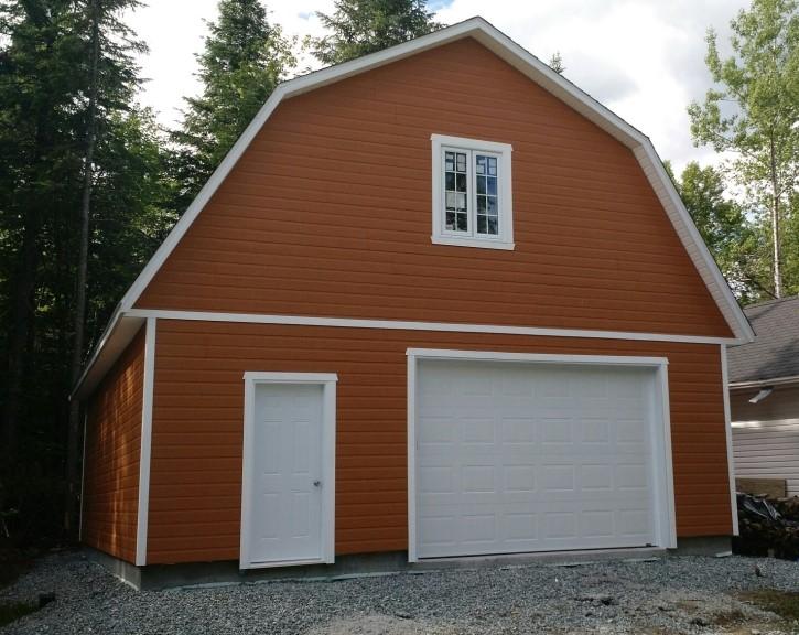 Garage préfabriqué 26′ X 32′